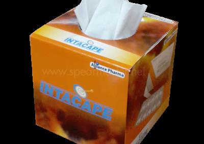 Tissue Soft BOX (ลูกเต๋า)