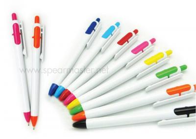 ปากกาเจล คละสี