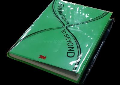 สมุดไดอารี่ ปก PVC