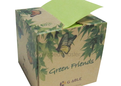 Post-it Box recycle