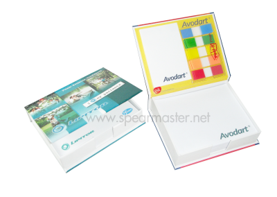 Box note จั่วปัง+post-it+flag note