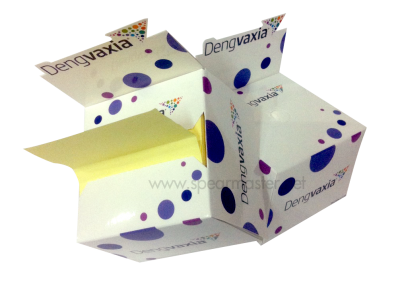 Post-it Box+pop up